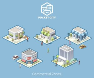 pocket city game screenshot