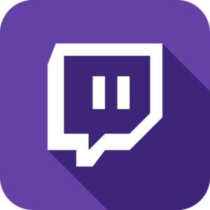 our twitch channel