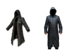 pubg trench coat costume