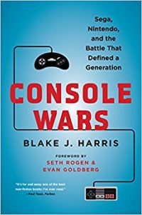 gaming literature console wars