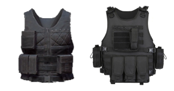 playerunknown's battlegrounds vest costume vest