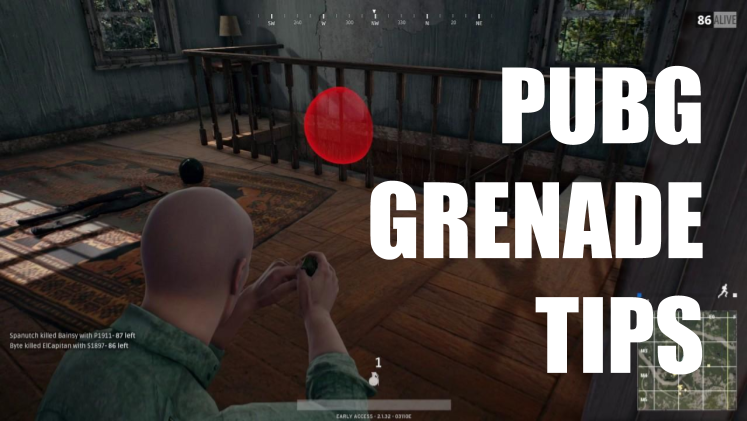 Pubg Grenade Tips To Blast Your Way To 1