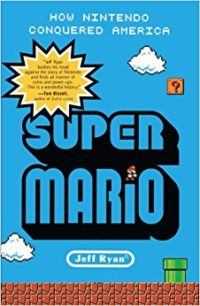 super mario video game book