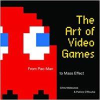 video game art book