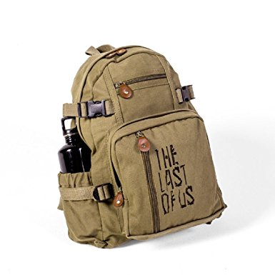 The last of us gift guide for friends of joel and ellie its a usable replica of the backpack that carried all her survival gear sorry it doesnt come with bricks firefly pendants aloadofball Image collections