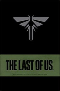 the last of us video game gift idea of journal