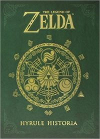 zelda book