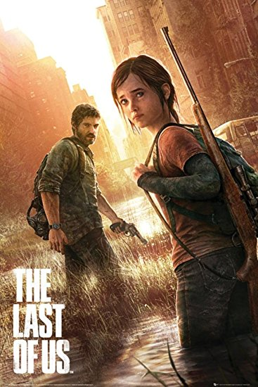 poster the last of us gift for a wall