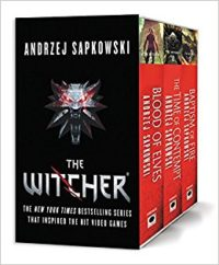 witcher game book