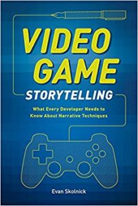 gaming story book