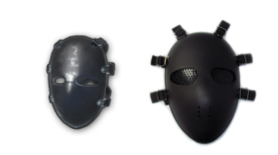 ballistic mask costume for pubg
