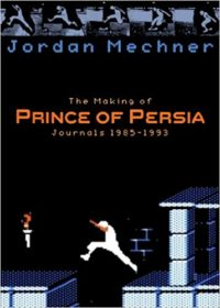making of prince of persia video game journals