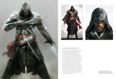 assassins creed art book