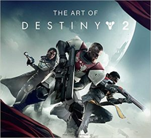 destiny art book