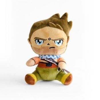 uncharted plushie