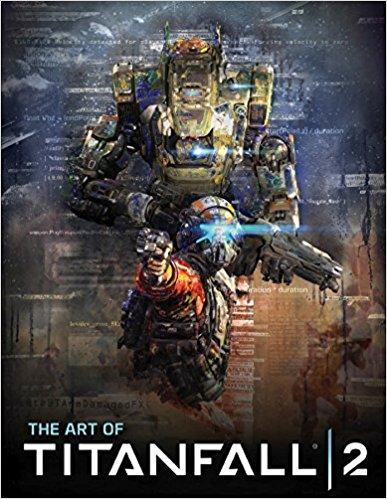 titan fall art book
