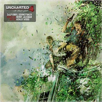 uncharted 4 vinyl