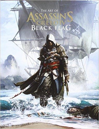 black flag art book