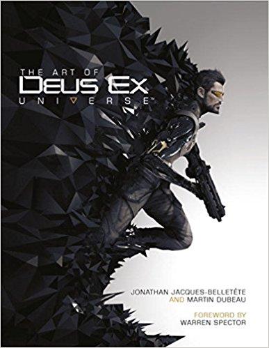 the art of deus ex