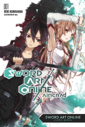 sword art online book