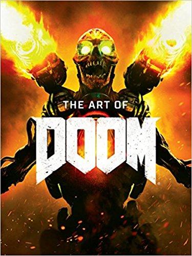 doom art book