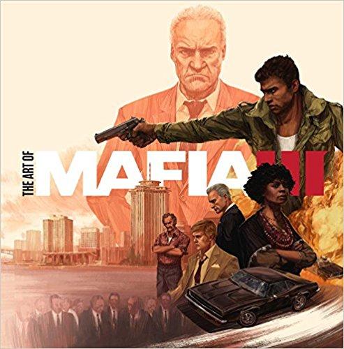mafia III artbook