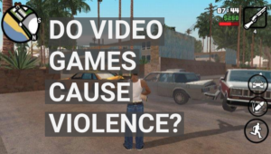 do video games cause violence podcast