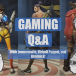 gaming Q&A podcast