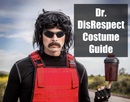 Dr Disrespect Costume Cosplay Guide