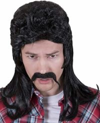 dr disrespect costume wig