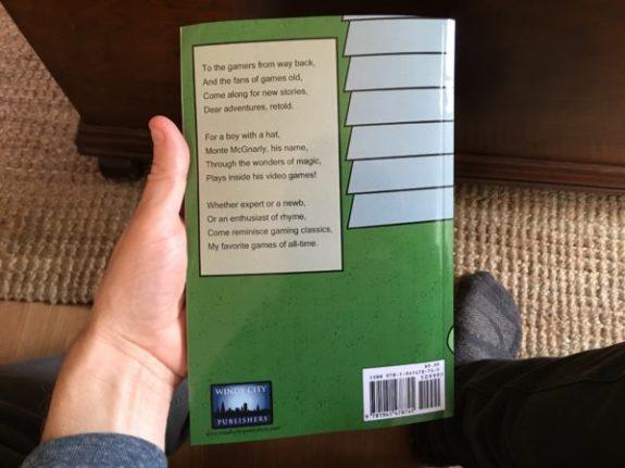 video game kids book