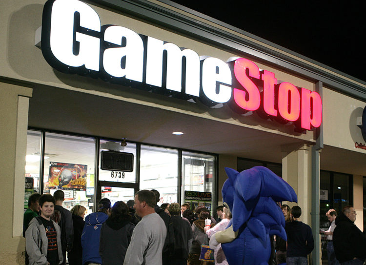gamestop store podcast
