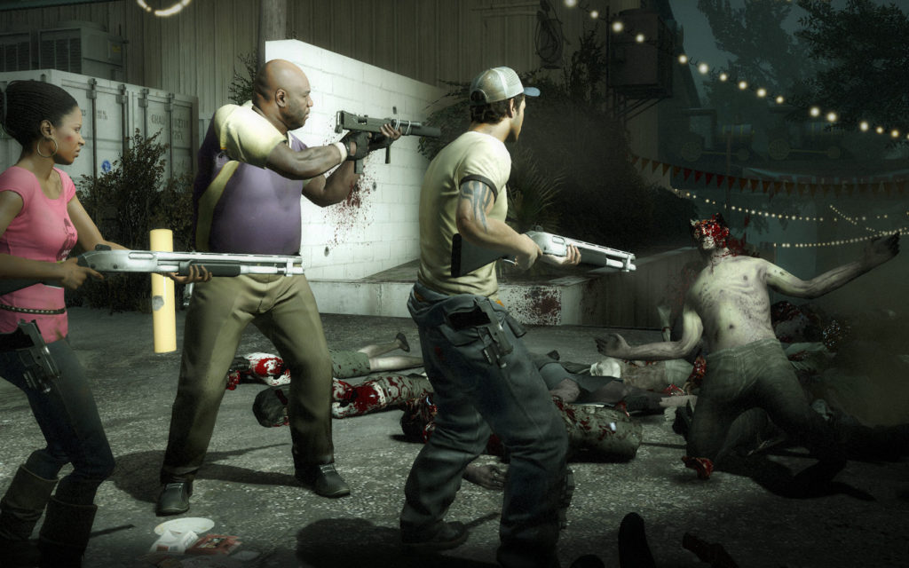 Left for dead 2 all console commands server